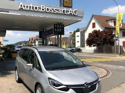 gebraucht Opel Zafira 2.0 CDTi 120 Years Automatic