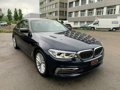 gebraucht BMW 520 5er d xDrive Luxury Line Steptronic