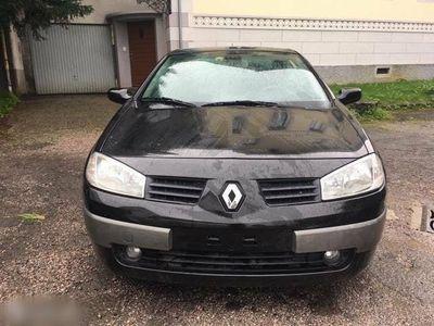 gebraucht Renault Mégane Mégane2.0 16V 125000km B04
