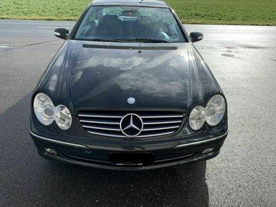 gebraucht Mercedes CLK240