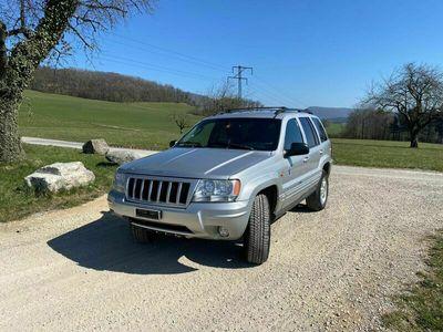 gebraucht Jeep Grand Cherokee 2.7 CRD Limited Navigation Aut.