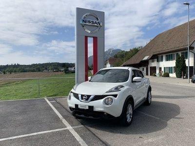 gebraucht Nissan Juke 1.2 DIG-T acenta
