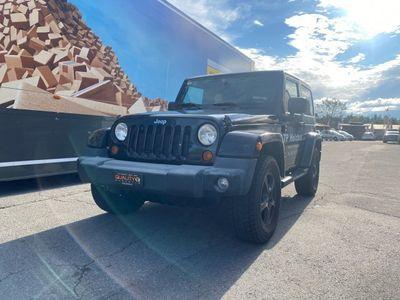 gebraucht Jeep Wrangler 2.8 CRD Sport Automatic