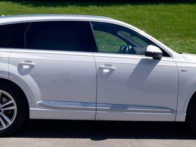 gebraucht Audi Q7 3.0 TDI quattro tiptronic S-Line (7 places)