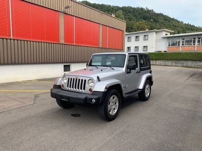 gebraucht Jeep Wrangler 3.8 Sahara Automatic