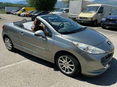 gebraucht Peugeot 207 CC  1.6 16V Platinium Edition Automatic