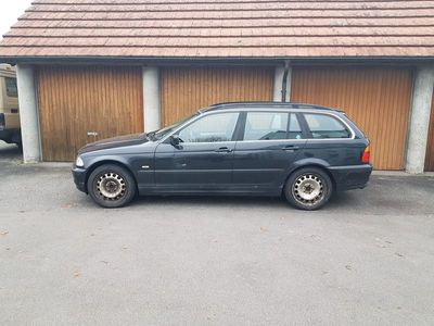 gebraucht BMW 330 3er xd E46 (Export)