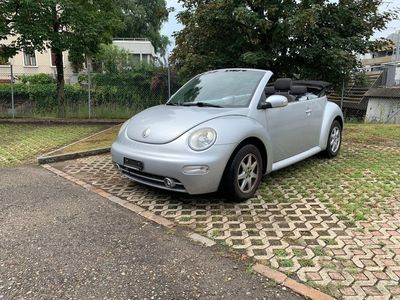 gebraucht VW Beetle Cabrio 1.6