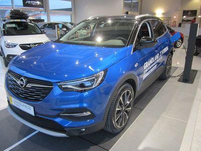 gebraucht Opel Grandland X 1.6 Hybrid4 Ultimate Automatik