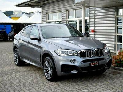 gebraucht BMW X6 xDrive 40d Steptronic / TOP AUSSTATTUNG / M-SPORTPAKET / 5 PLÄTZER / FACELIFT MODELL