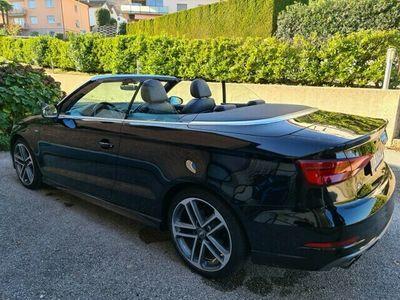 gebraucht Audi A3 Cabriolet 2.0 TFSI Sport S-tronic