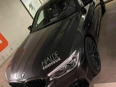 gebraucht BMW 540 xDrive Sport Line Steptronic