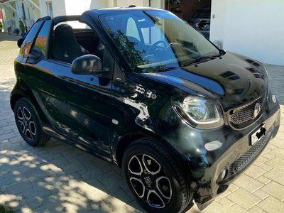 gebraucht Smart ForTwo Cabrio 1000 71 Passion mhd