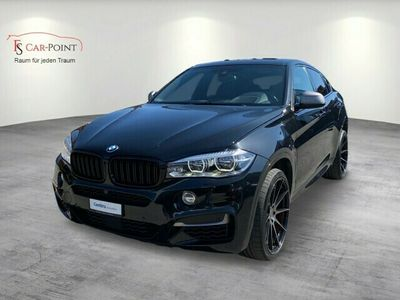 gebraucht BMW X6 X6 M50d SteptronicM50d Steptronic