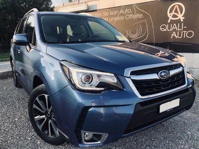 gebraucht Subaru Forester 2.0XT Luxury Lineartronic