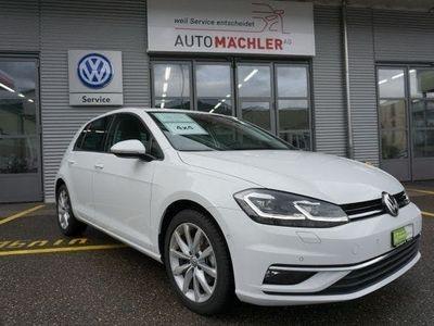 gebraucht VW Golf VII 2.0 TDI Highline DSG 4motion