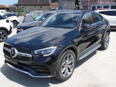 gebraucht Mercedes 300 GLC CoupéAMG Line 4M