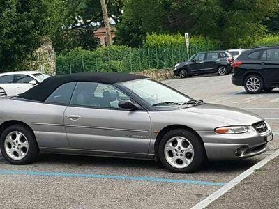 gebraucht Chrysler Stratus ENDEAVOR cabriolet