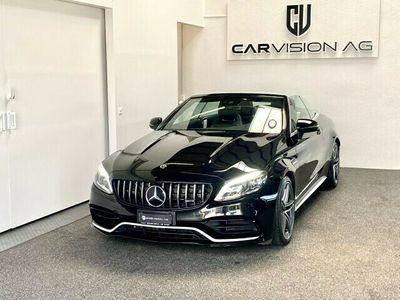 gebraucht Mercedes C63S AMG C-KlasseAMG 9G-tronic Facelift