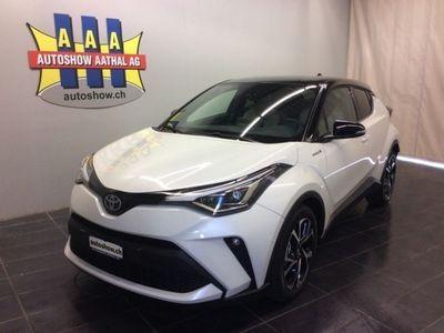 gebraucht Toyota C-HR 2.0 Hybrid Selection