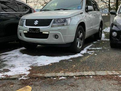gebraucht Suzuki Grand Vitara VitaraWagon 1.9 DDiS GL Top 4x4