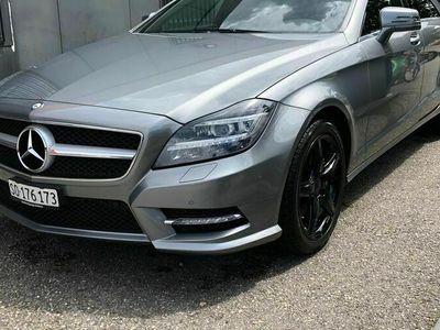 gebraucht Mercedes CLS350 V6