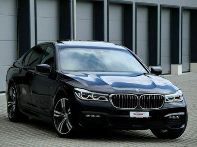 gebraucht BMW 730 7er 730d xDrive M Sportpaket Steptronic 7er d xDrive M Sportpaket Steptronic