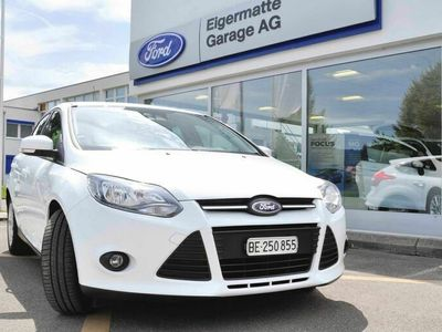 gebraucht Ford Focus 1.6 TDCi ECOnetic Trend