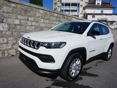 gebraucht Jeep Compass 1.3 T PHEV Limited AWD