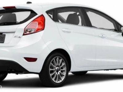 gebraucht Ford Fiesta 2017