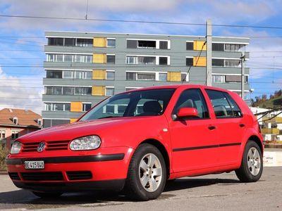 gebraucht VW Golf IV / 4 motion