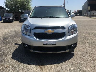 gebraucht Chevrolet Orlando 1.8 LT Automatic