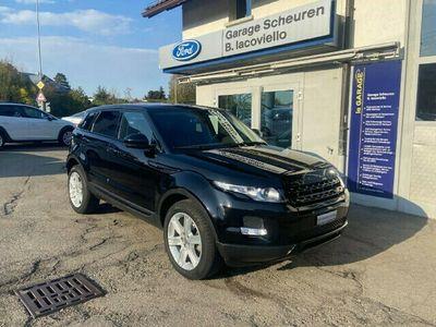 gebraucht Land Rover Range Rover evoque  2.2 TD4 Pure