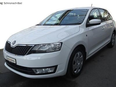 gebraucht Skoda Rapid Spaceback 1.6 TDI Ambition