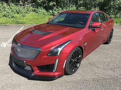 gebraucht Cadillac CTS Sedan 6.2 Supercharged Automatic (Limousine)
