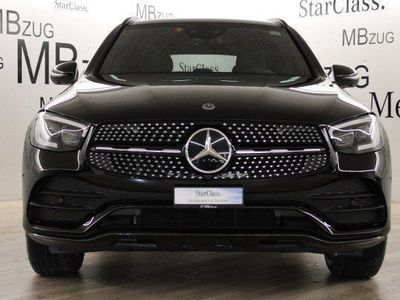 gebraucht Mercedes GLC300 GLC-Klassed AMG Line 4Matic