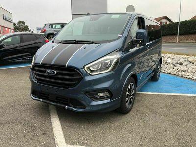 gebraucht Ford Custom TransitTransit C combi 320 L1 2.0 TDC Sport