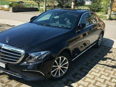 gebraucht Mercedes E220 Exclusive 9G-Tronic