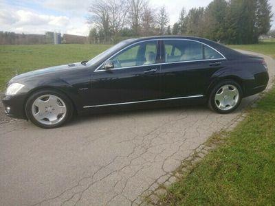 gebraucht Mercedes S600L Automatic