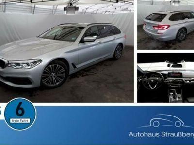 gebraucht BMW 530 d xDrive Touring SportLine NP:88.000€ DAB ACC