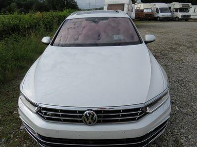 gebraucht VW Passat Variant 2.0 TDI BMT Sport DSG 4Motion
