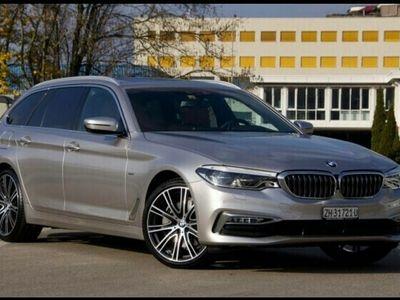 gebraucht BMW 540 xDrive Touring Luxury Line Steptronic