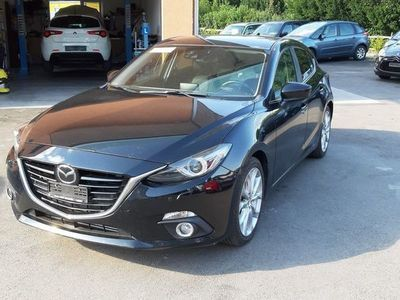 gebraucht Mazda 3 2.2 16V CD Ambition Plus Activematic