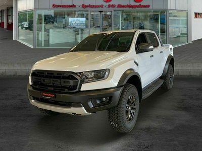 gebraucht Ford Ranger DKab.Pick-up 2.0 EcoBlue 4x4 Raptor