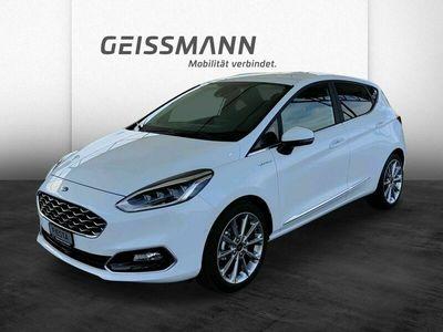 gebraucht Ford Fiesta 1.0 EcoB 125 Vignale