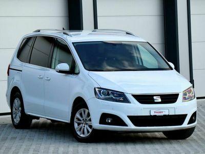 gebraucht Seat Alhambra 2.0 TDI Reference 4Drive (Kompaktvan / Minivan