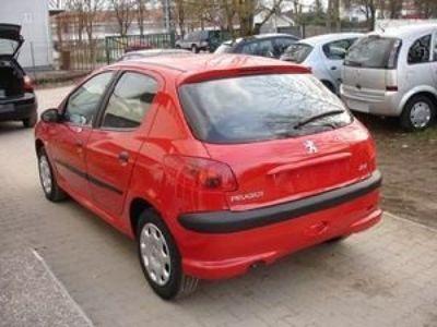 gebraucht Peugeot 206 Filou 5 Türen 1.4 HDI 50kW (68PS)