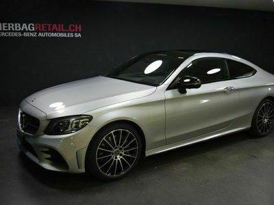 gebraucht Mercedes C300 AMG Line 4 Matic