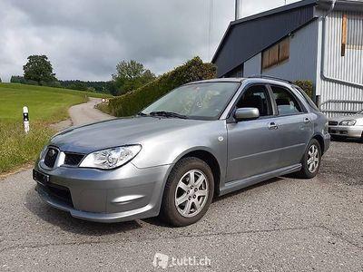 gebraucht Subaru Impreza 1.5 R - neu ab MFK und Service