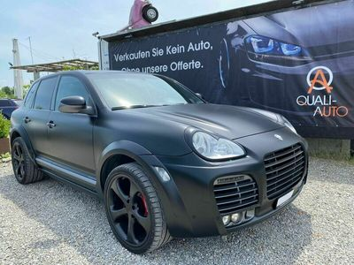 gebraucht Porsche Cayenne Turbo S  Magnum